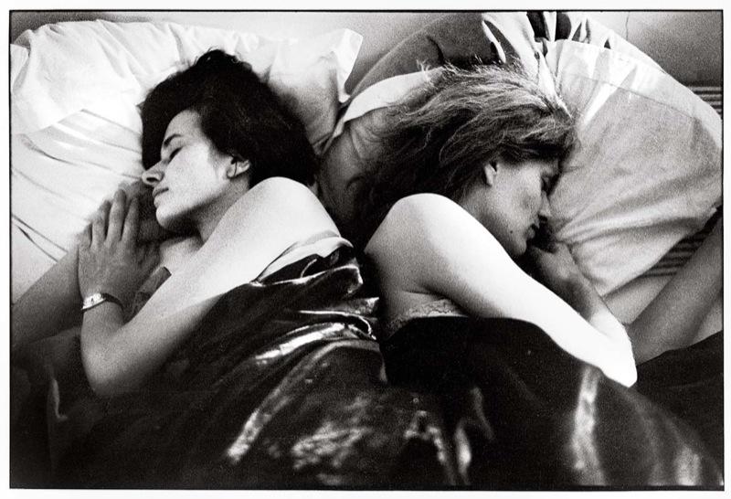 Sophie Calle, Les Dormeurs, 1979